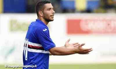 Gianluca-Caprari-attaccante-Sampdoria