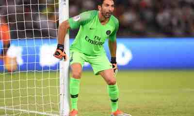 Gianluigi Buffon PSG