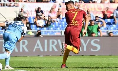 Gol-Pellegrini-Roma-Lazio