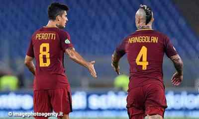 Perotti-Nainggolan-Roma