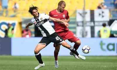 Ragnar-Klavan-Roberto-Inglese Parma-Cagliari