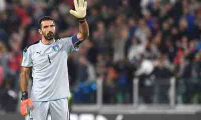 Gianluigi Buffon Nazionale Italia