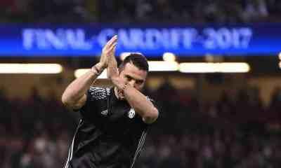 buffon, juventus, real madrid, finale, champions league, 2017, cardiff