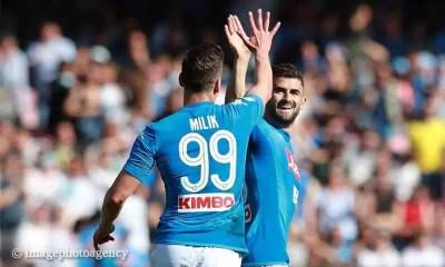 esultanza-gol-Arkadiusz-Milik-Napoli