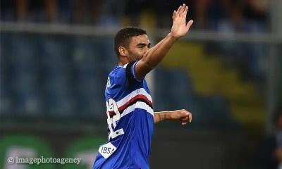 esultanza-gol-Gregoire-Defrel-Sampdoria