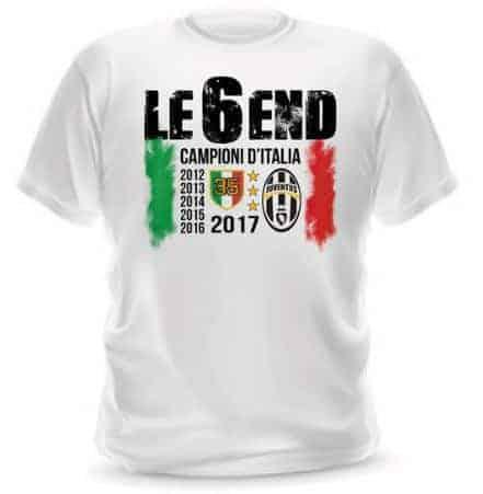 Juventus, scudetto, maglia, maglia celebrativa, le6end