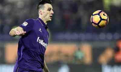 Kalinic calciomercato Fiorentina