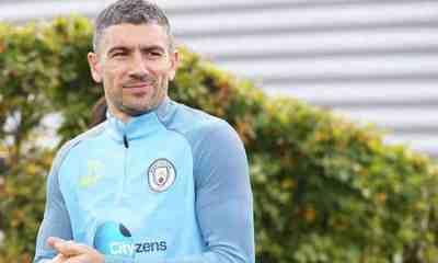 Kolarov Manchester City