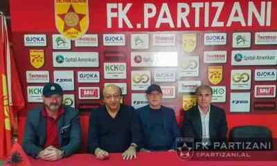 Moggi presenta il Partizani