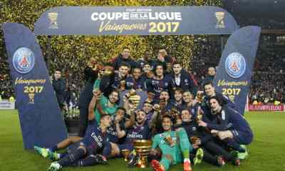 psg cavani show coupe de la ligue 2017