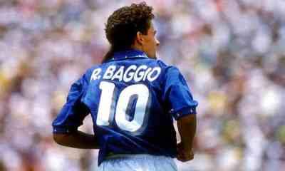 baggio, nazionale, italia