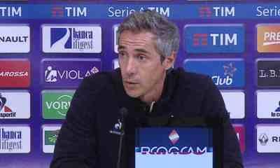 Fiorentina Napoli Sousa Serie A