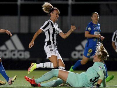 St. Pölten-Juventus 1-4