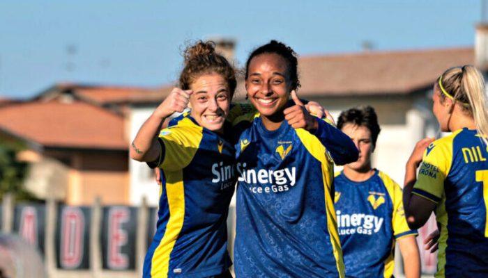 Cittadella-Hellas Verona 1-4