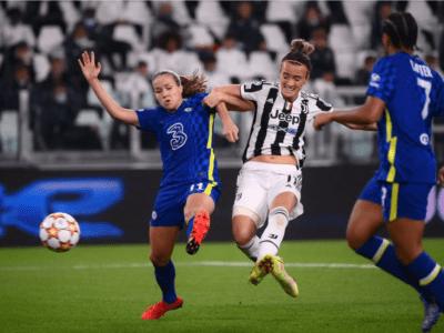 Juventus-Chelsea 1-2