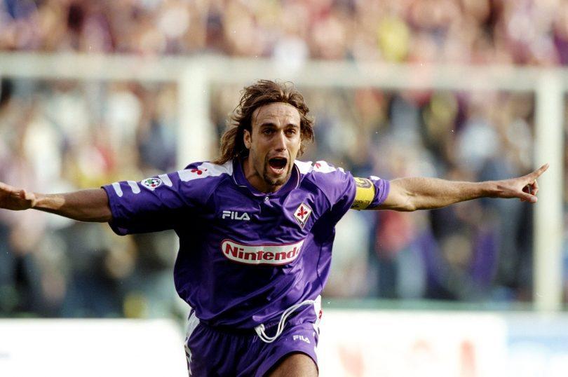 Gabriel Batistuta Fiorentina Nintendo