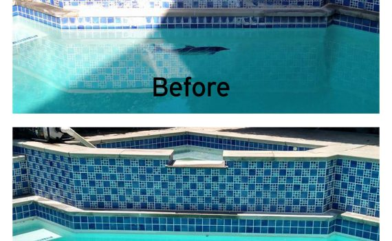 how to remove lime from your pool 3