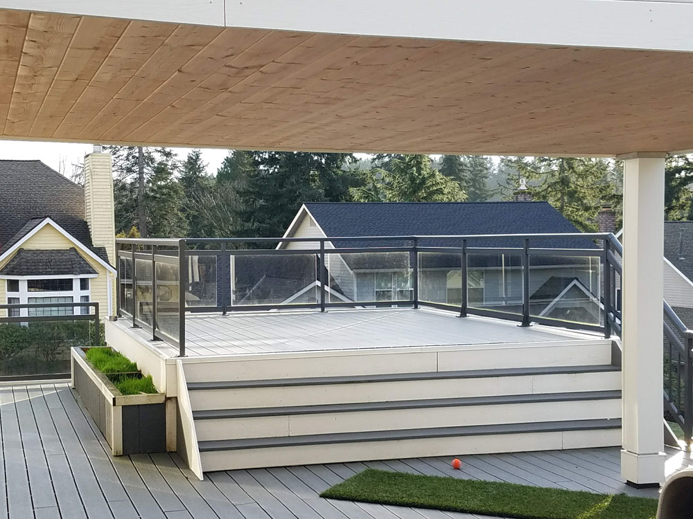 In addition to our expertise as a patio cover contractor, our highly skilled and experienced craftspeople also offer new deck installation and top-quality home additions.