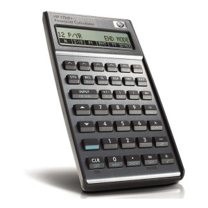Calculadora Financiera HP 17BII+ (F2234AA)