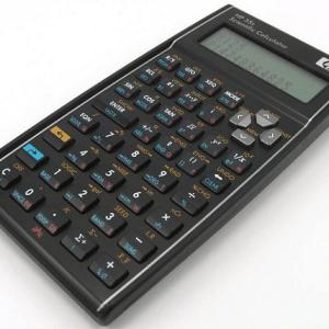 Calculadora Científica HP 35s (F2215AA)