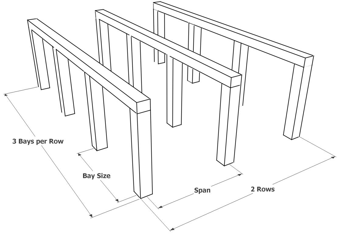 Add Or Modify A Precast Double T Concrete Floor System
