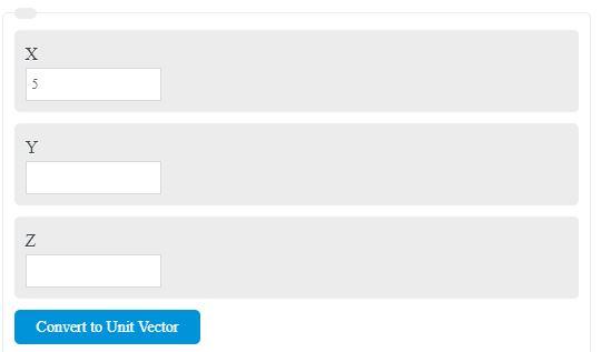 Unit Vector Calculator - Calculator Academy