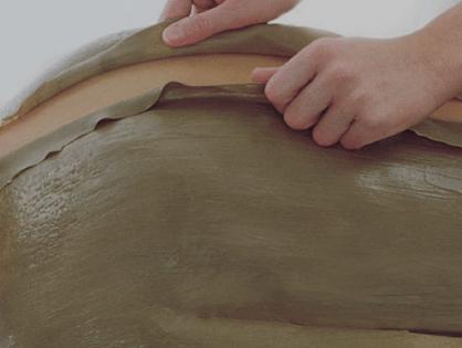 Beneficios del parafango para las contracturas musculares