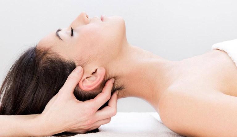 Beneficios del masaje craneofacial