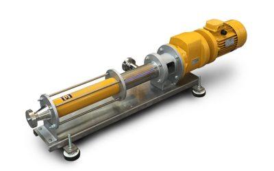Nuevas series BMM y BMA-S. Bombas de masa y aceite.