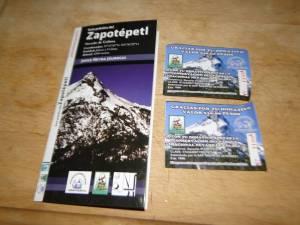 park tickets & brochure