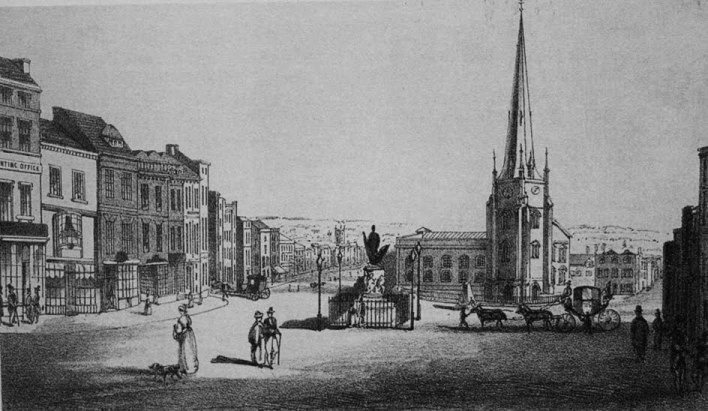 St Martins in the Bull Ring 1811