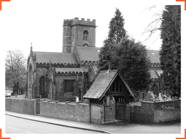 St Mary's Church, Handsworth