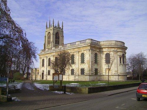 All Saints' Church Gainsborough