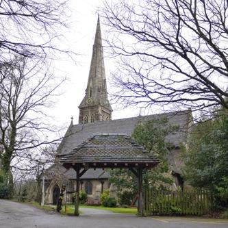 St Mary's Church Selly Oak