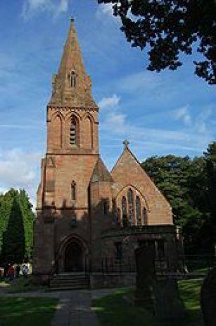 St Peter's Church Little Aston