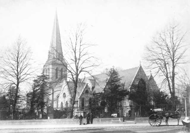 St Leonard's Church, Streatham