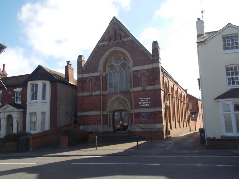 Abbey Hill United Reformed Church, Kenilworth