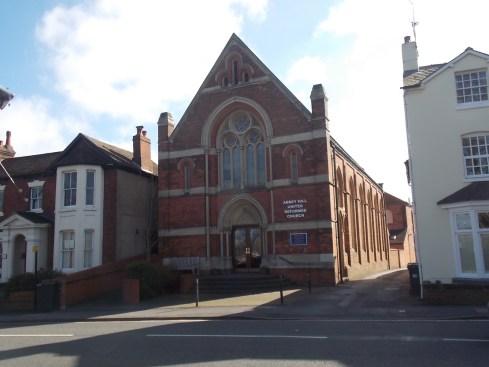 Abbey Hill United Reformed Church, Kenilworth