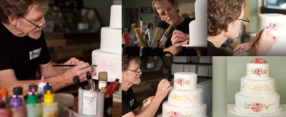 Christian baker sued for a THIRD time: 'The state's open hostility has created a lack of tolerance towards Christians'
