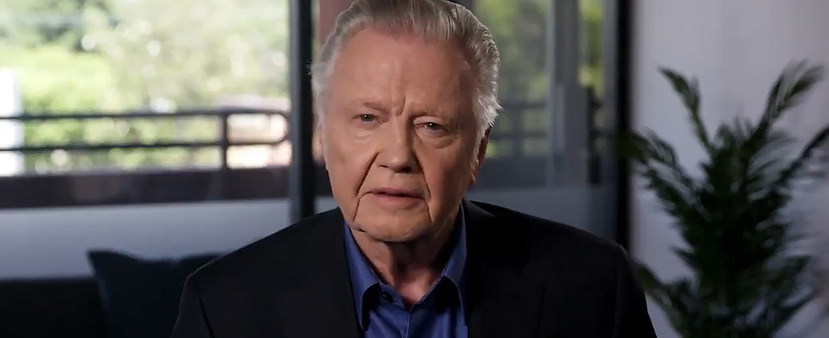 "Jon Voight: ""Don't be fooled by the political Left… President Trump is the greatest President since Abraham Lincoln"""