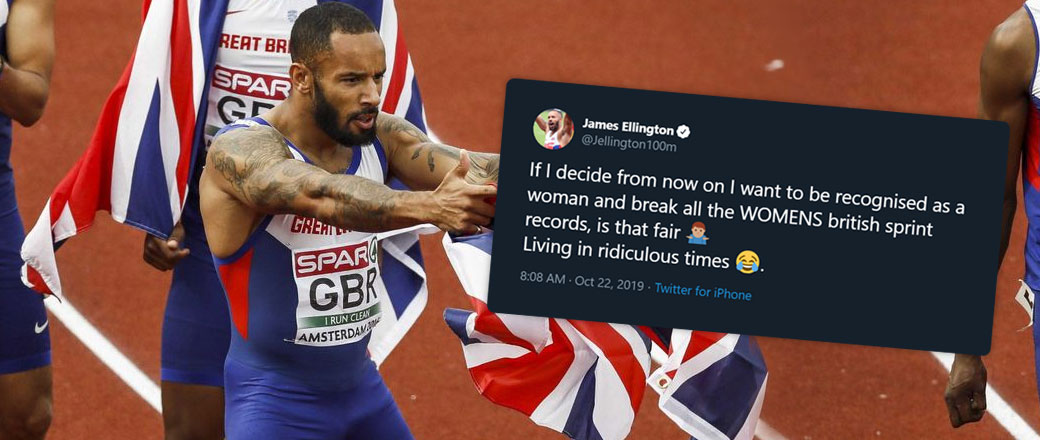 Gold medalist sprinter slams trans athletes competing in women's sports: 'Living in ridiculous times'