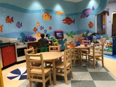 Some of the best playrooms I have ever seen!