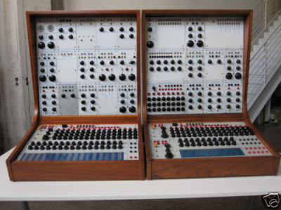 Buchla 100 Series Electronic Music System