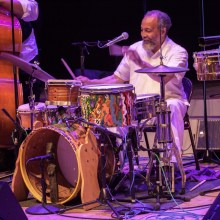 Milford Graves & his Psychedelic Set
