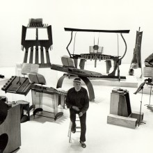 Harry Partch: Beyond Scales