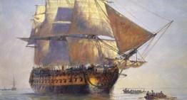 Blackbeard Quick Fact #5: Blockade of Charleston, SC