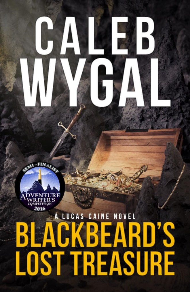 Blackbeard's Lost Treasure Adventure novel