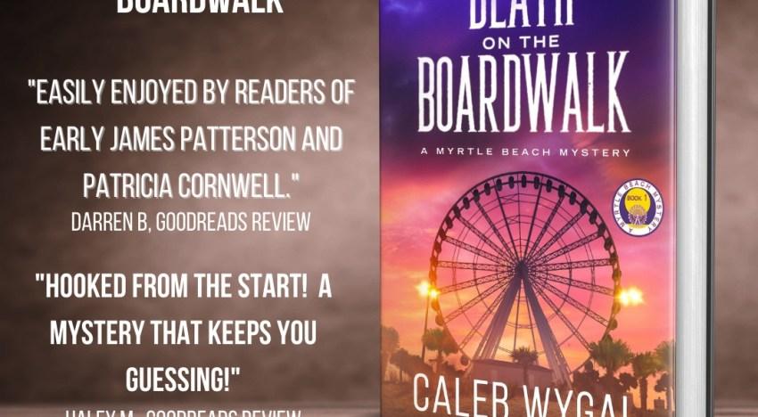 Read an excerpt from Death on the Boardwalk