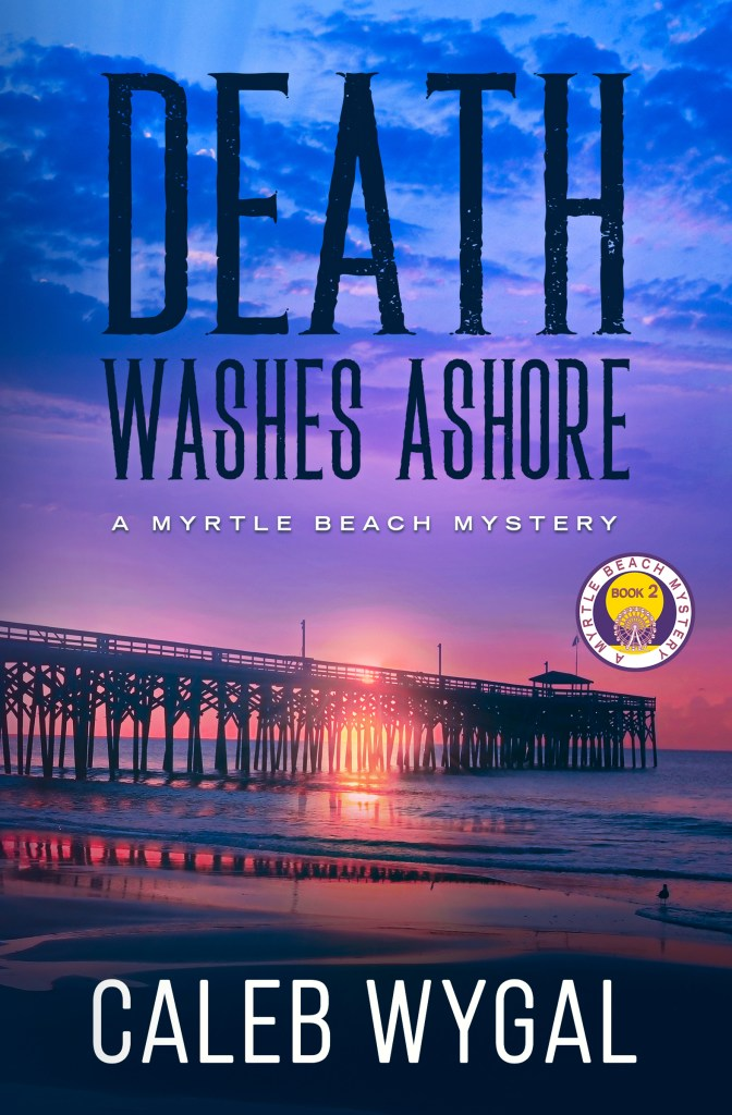 Death Washes Ashore