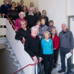2016 Executive and Support at the Caledon Hills AGM